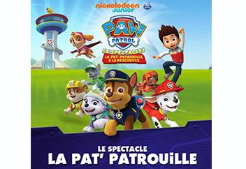 Pat'Patrouille - Le Spectacle