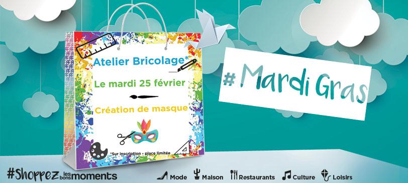 "Atelier ""Mardi Gras"""