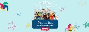 Programmation : Spectacles de Marionnettes 2021